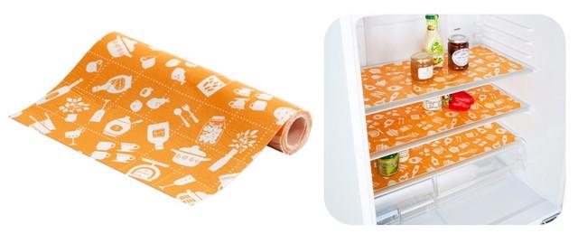 ワイズコーポレーション 冷蔵庫消臭汚れ防止シート