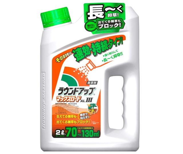 日産化学 除草剤 シャワータイプ ラウンドアップマックスロードALIII 2L