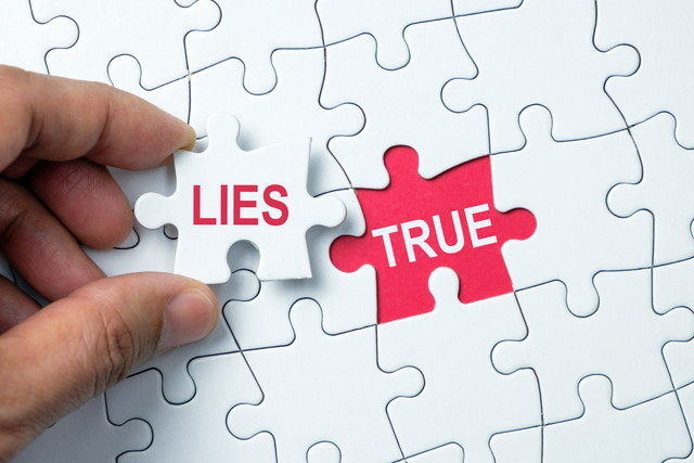 真実と嘘のパズル