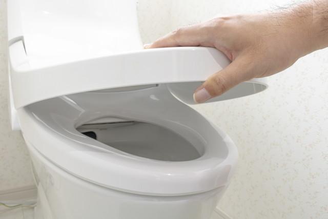 トイレの蓋