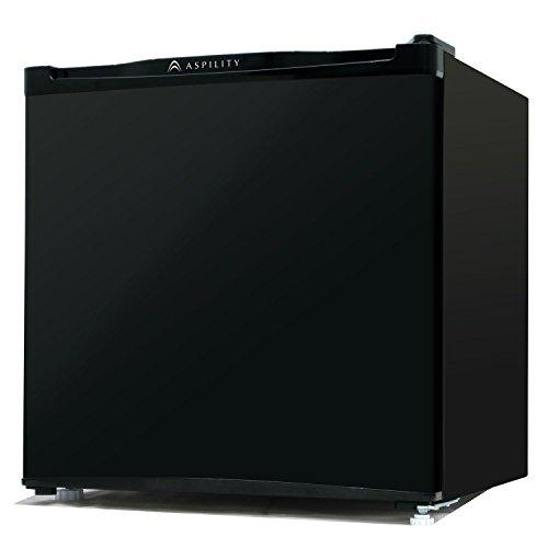 エスキュービズム 1ドア冷蔵庫 WR-1046BK