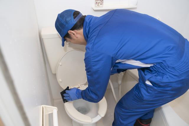 トイレ掃除 業者
