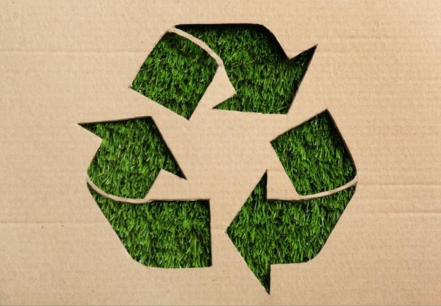 リサイクルシンボル