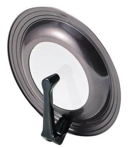 パール金属 ガラス窓付 立つ フライパン 鍋 蓋
