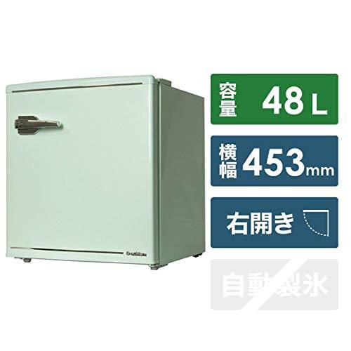 エスキュービズム A-Stage 1ドアレトロ冷蔵庫