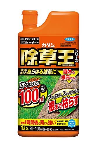 カダン 除草剤 ストレート タイプ