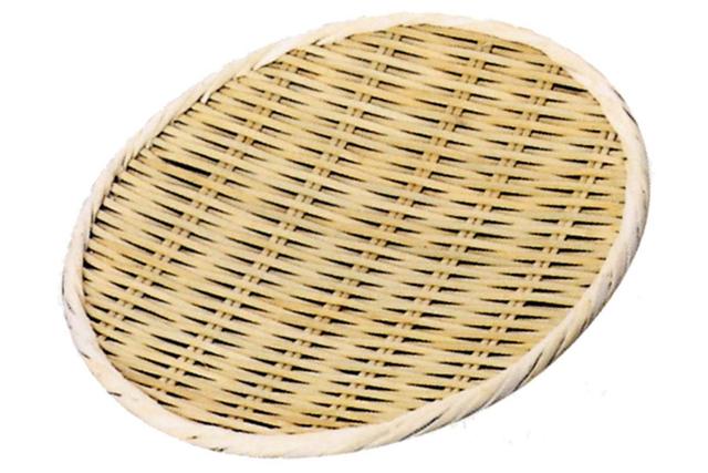 小柳産業 竹製盆ザル