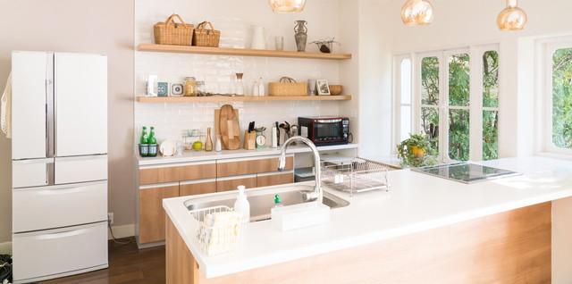 綺麗なキッチン
