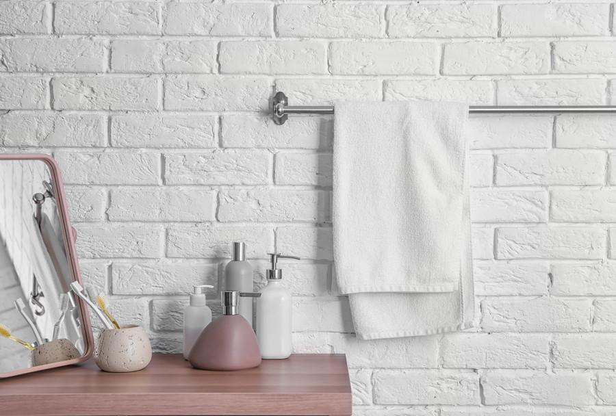 手を拭くタオル