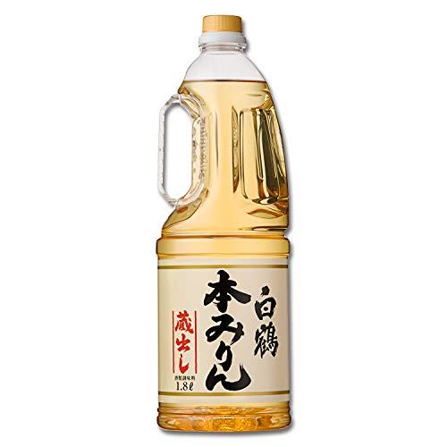 白鶴 本みりん ペットボトル [ 兵庫県 1800ml