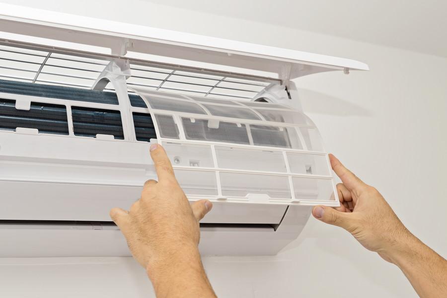 エアコンのフィルター掃除はとても重要