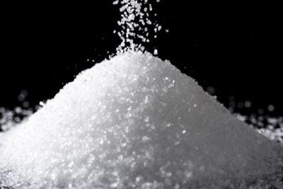 山盛りの食塩