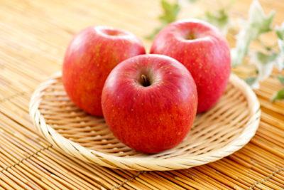 りんご サンふじ