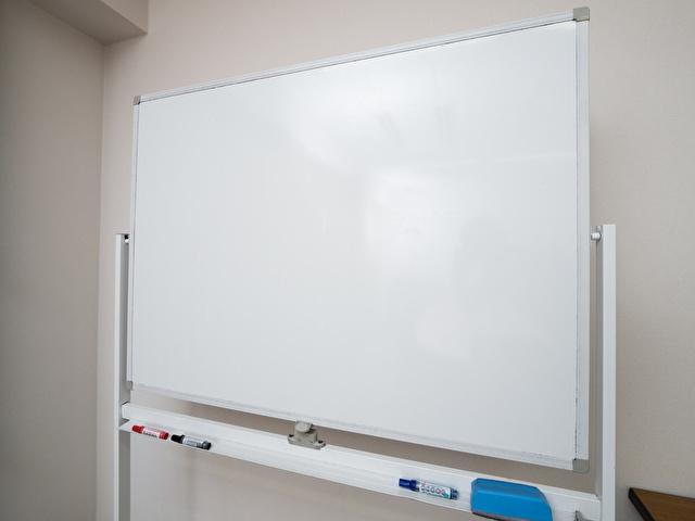 会議室のホワイトボード
