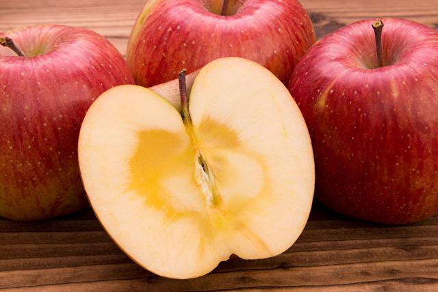 蜜入りふじりんご