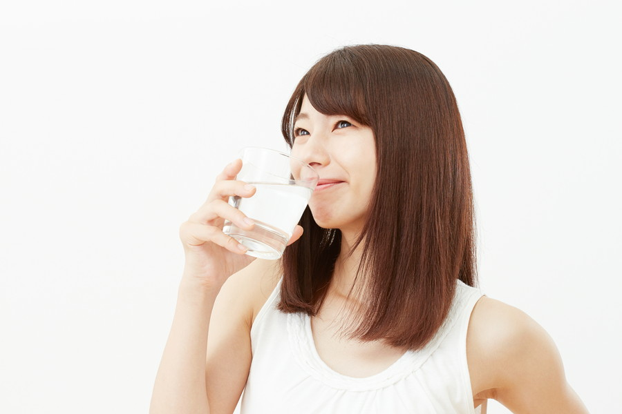 日本の水道水は優秀