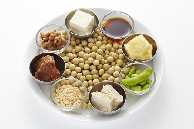 大豆製品と枝豆