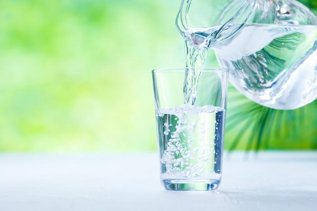 水分摂取は必要不可欠