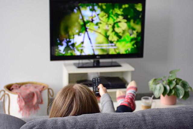 テレビは気を乱す