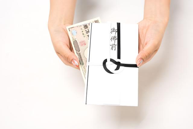 香典袋とお金