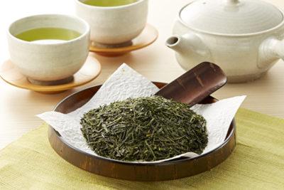 茶葉と緑茶