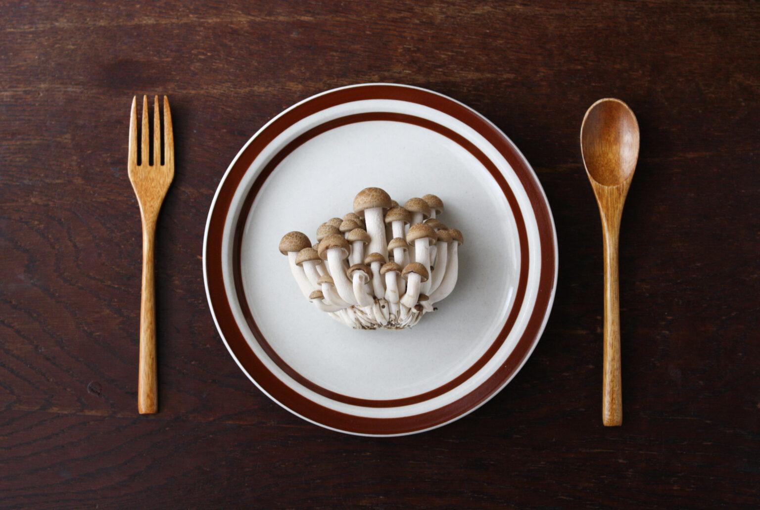 しめじの食事イメージ