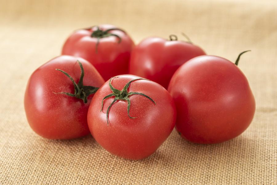トマトは栄養満点