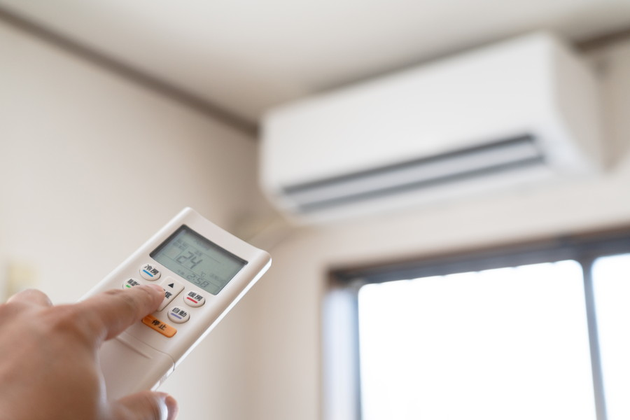 設定温度を過度に上下させるのはNG