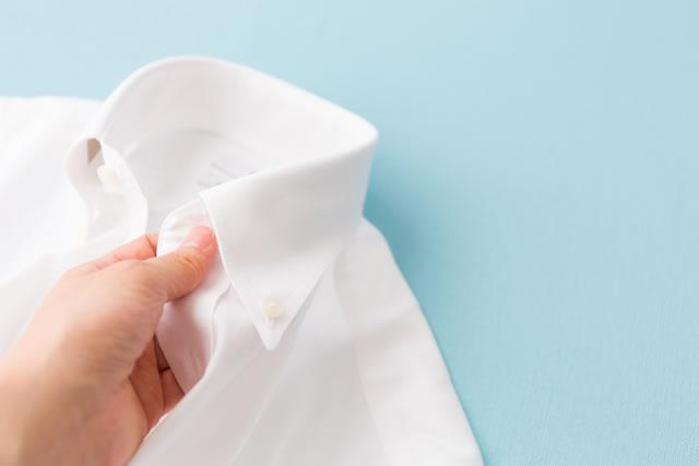 綺麗なワイシャツ