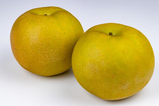 秋の味覚幸水梨