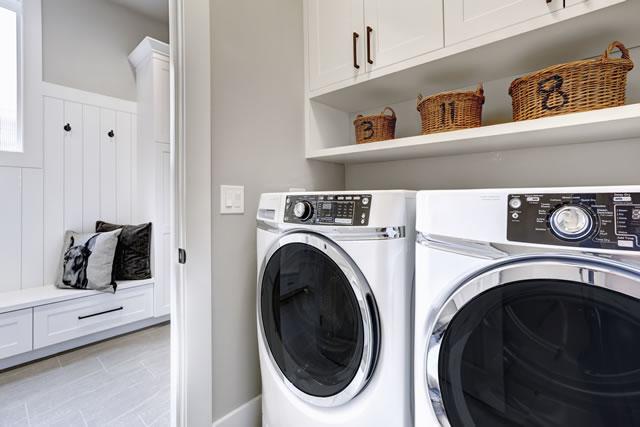 ドラム式縦型洗濯乾燥機