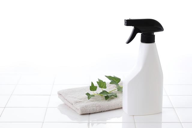 掃除 スプレー Cleaning spray bottle