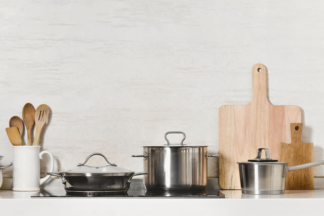 まな板と調理道具