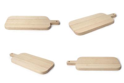 4タイプのまな板