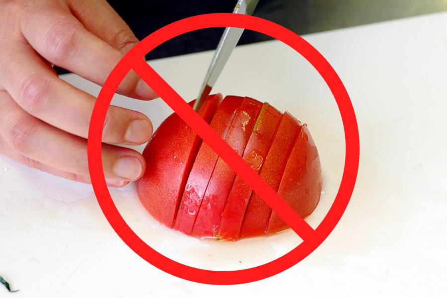 トマトの『NGな食べ方』とは