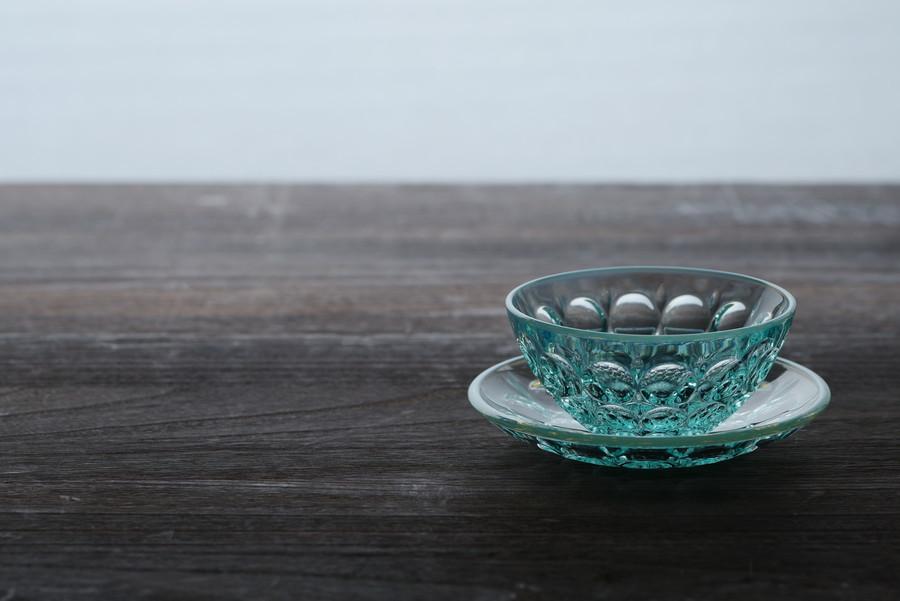 耐熱性と記載されていないガラス食器