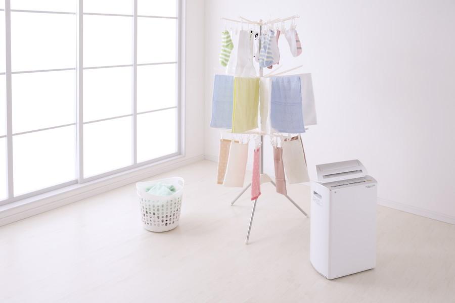 洗濯物はどう干すべき?