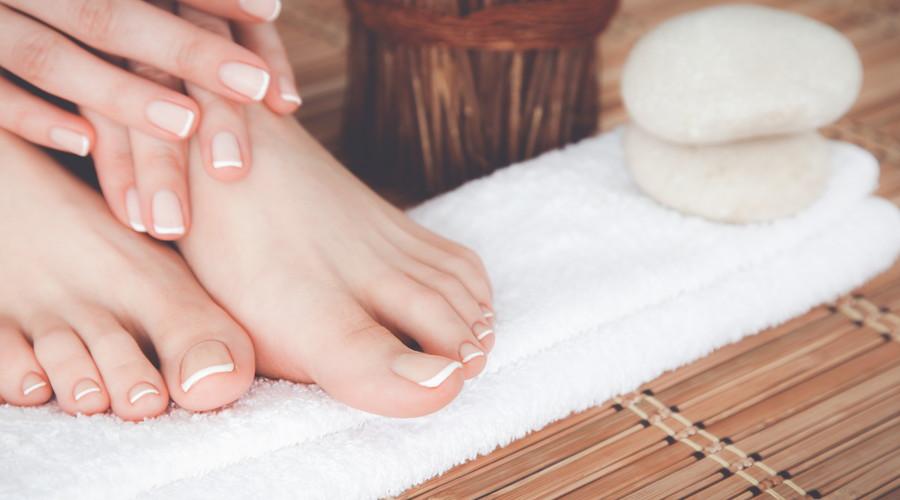 足の清潔も重要