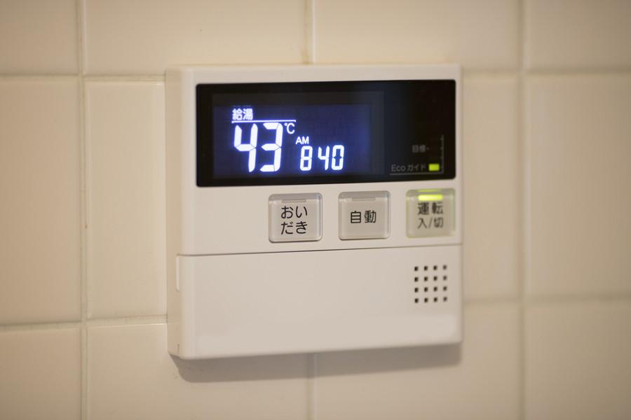 お湯の温度にも注意