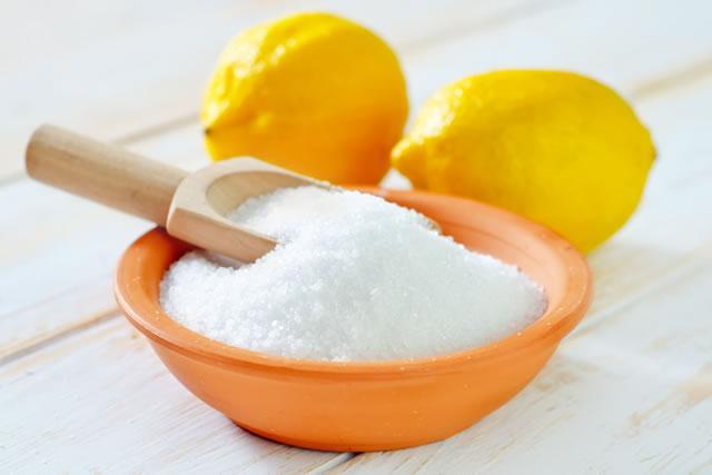 クエン酸とレモン