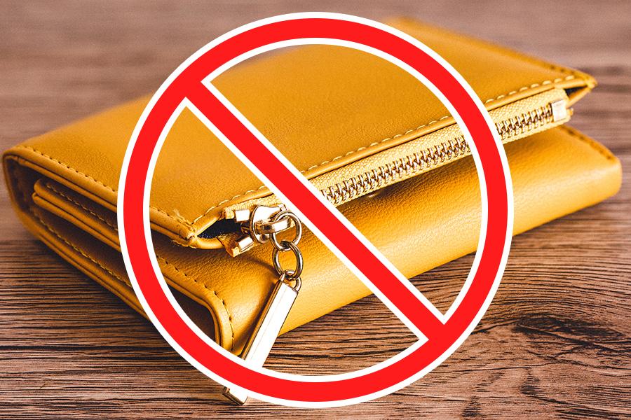 最悪な財布の特徴とは
