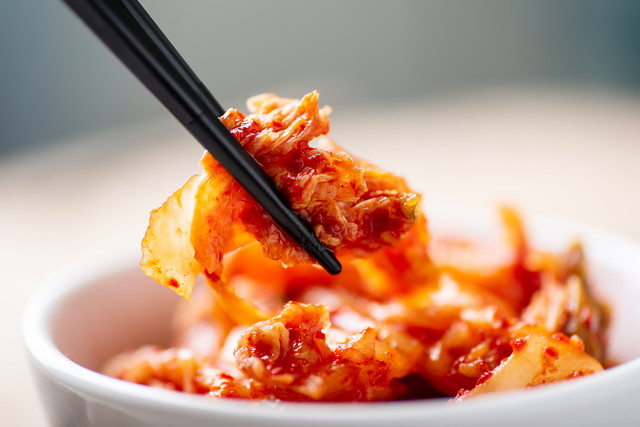 効率よくキムチの栄養を摂取しよう