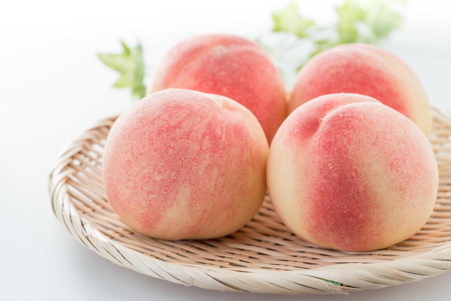 桃を正しく保存する方法は?