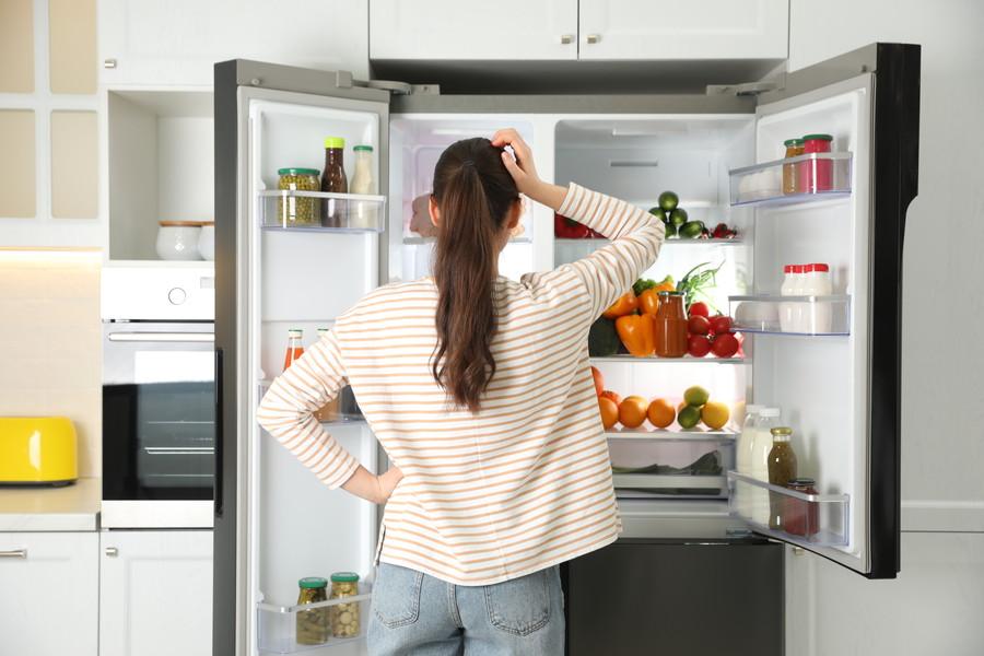 冷蔵庫のダメな使い方