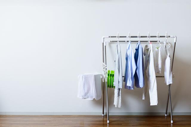 室内用洗濯物干し