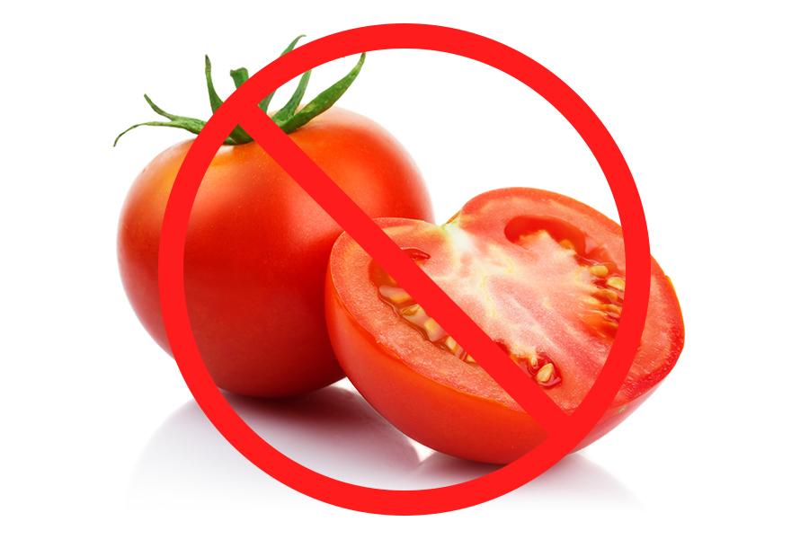 腐っているトマトの特徴とは