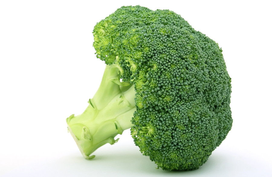 正しくブロッコリーを食べよう