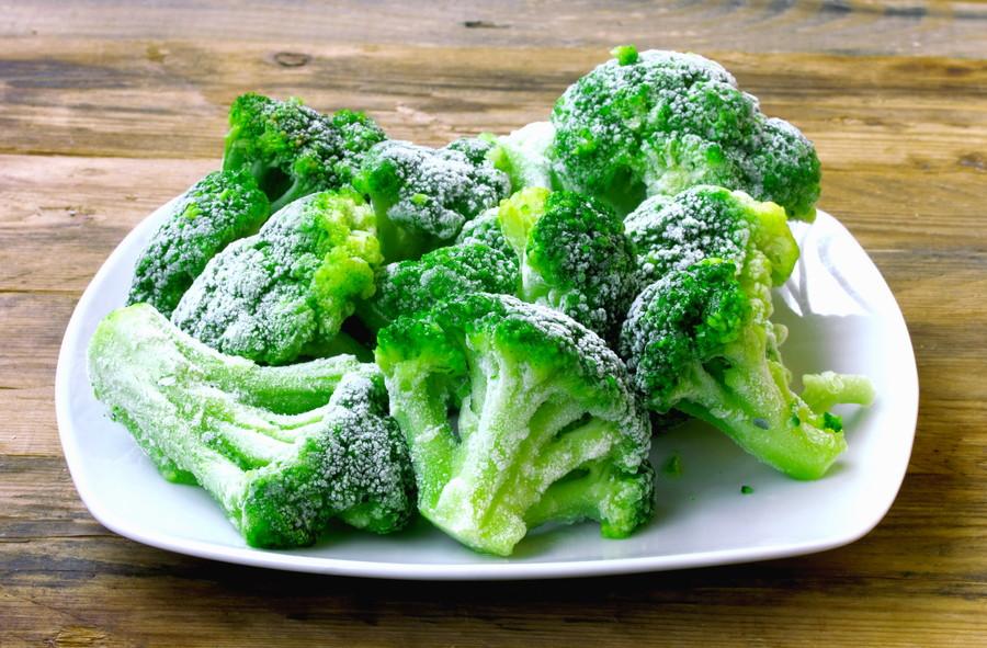 ブロッコリーは冷凍保存するべき