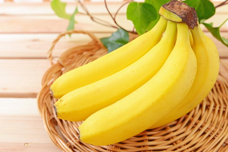 バナナは定番の果物