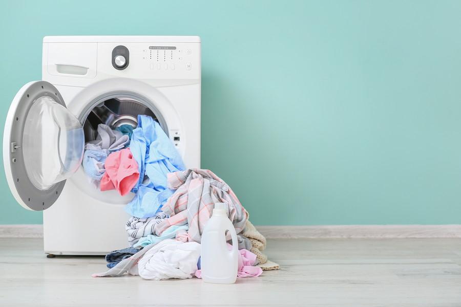 洗濯物は適度に入れよう